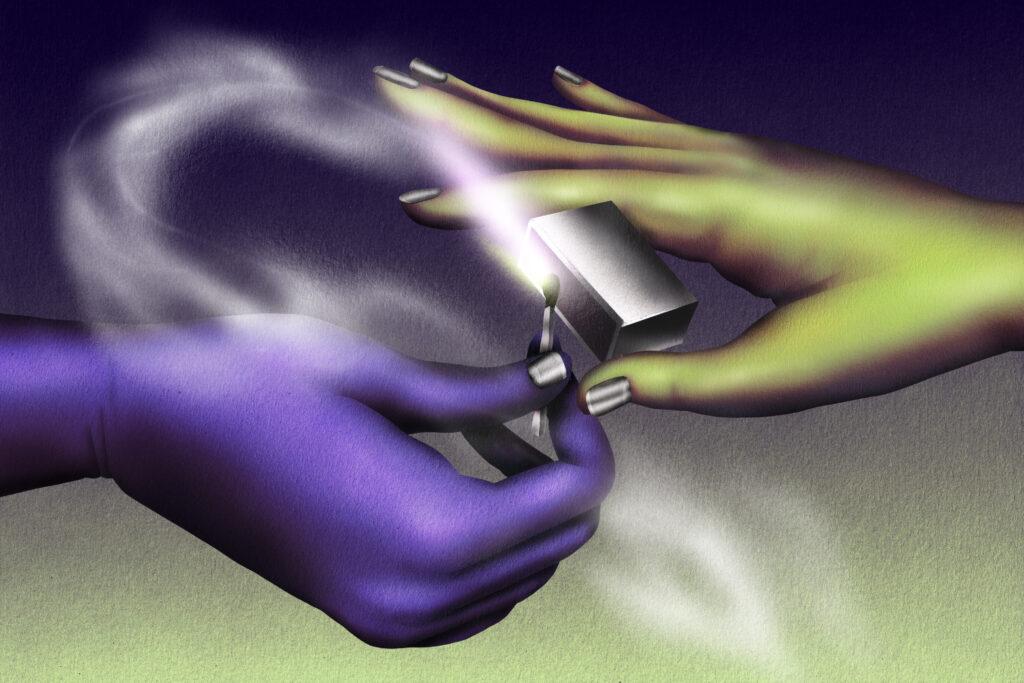 Illustration for Editors' Note «Alliance»