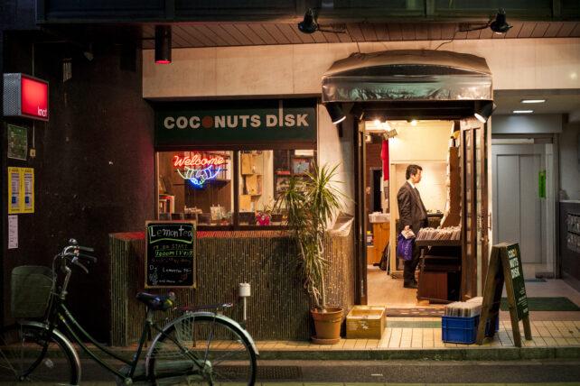 Coconuts Disk in Tokio, Japan. Photo by Bernd Jonkmanns.